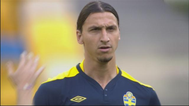 World Cup - It's not about me and Ronaldo, says Ibrahimovic