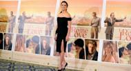 """Spanish actress Penelope Cruz poses during a photocall for the film """"To Rome With Love"""" at a hotel in Rome. """"To Rome With Love"""" is made up of four vignettes and producers characterised it as """"a carefree comedy, a kaleidoscopic film."""""""