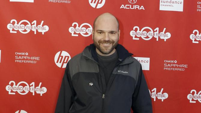 Actor Chad Briggs attends the premiere of the film Hellion at the Sundance Film Festival in Park City, Utah