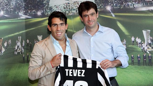Serie A - FACTBOX-Tevez moves to Italian champions Juventus