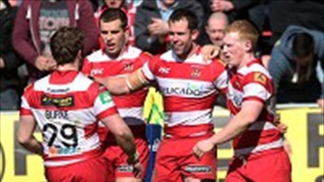 Rugby League - Wane praise for Richards