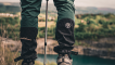 These hiking pants are trackable in case you get lost