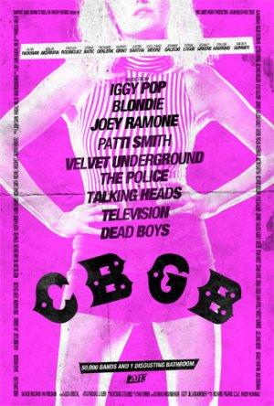 'CBGB' Debuts Malin Akerman's Blondie Poster (Exclusive)