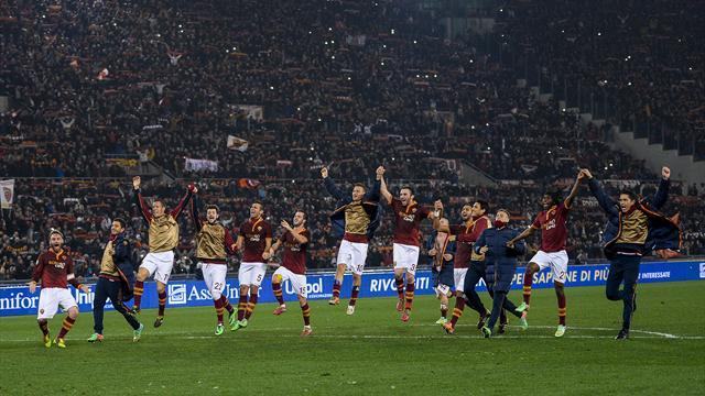 Serie A - Gervinho gives Roma revenge over Juventus in Coppa