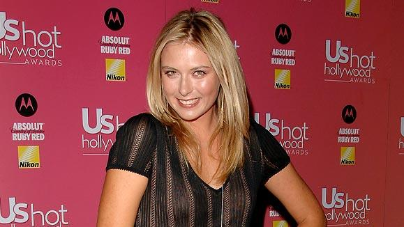 Maria Sharapova U Sweekly