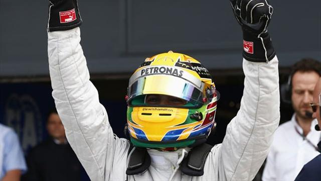 Formula 1 - Hungary win fuels Mercedes title hopes