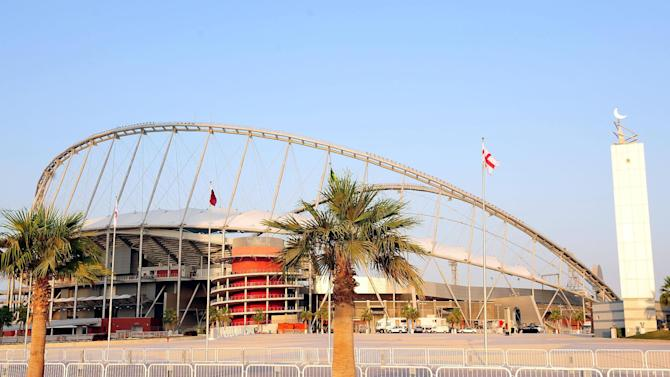 A 10pm kick-off time in Doha would allow fans to watch games at 8pm in England