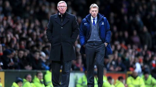 Premier League - Bookmakers slash odds on Moyes joining Manchester United