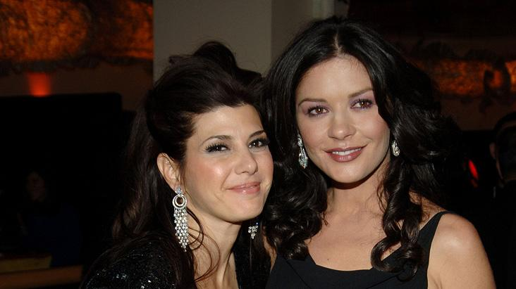 Marisa Tomei 2005 Catherine Zeta Jones