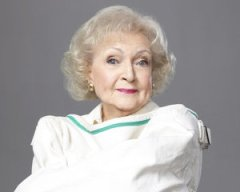 OFF THEIR ROCKERS -- Season:1 -- Pictured: Betty White, Host -- Photo by: Matthias Clamer/NBC
