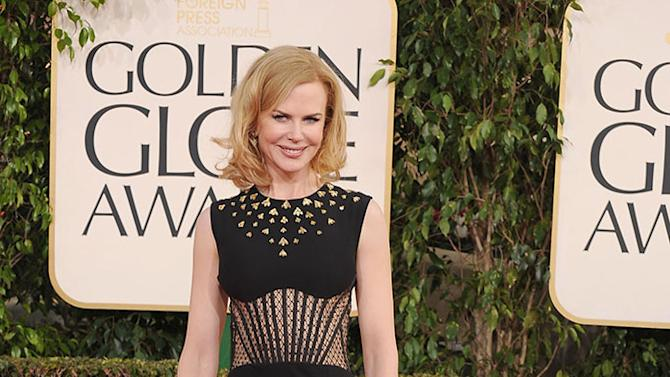70th Annual Golden Globe Awards - Arrivals: Nicole Kidman