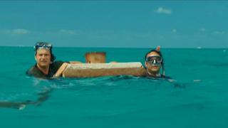 Couples Retreat: Jason And Dave Get Attacked By Sharks While Snorkeling