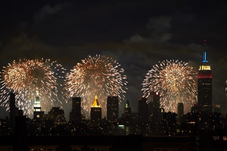 What Fireworks Are Legal In New York City