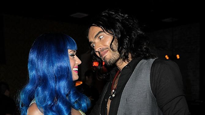 Kat Perry Russell Brand MTV