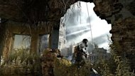 "The atmosopheric action game ""Metro: Last Light"""