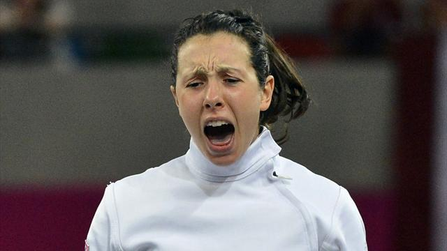 Modern Pentathlon - Britain claims gold and silver at World Championships