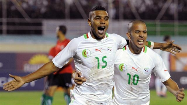 African Cup of Nations - Factbox: Algeria