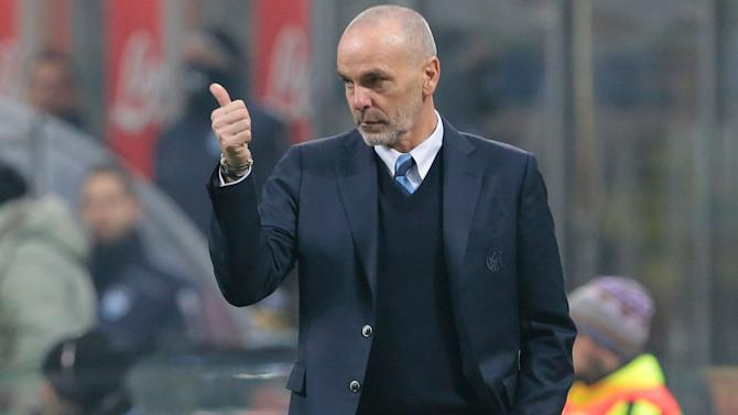 Inter coach Pioli expects tight Roma clash