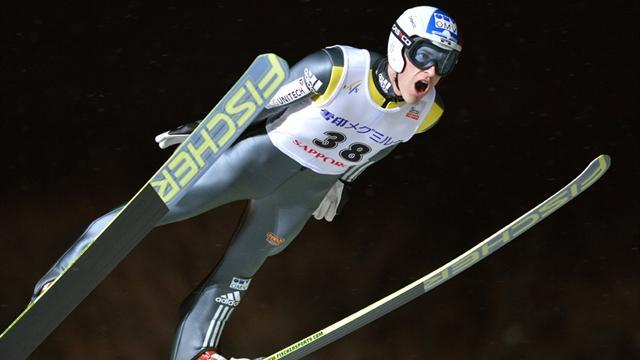 Ski Jumping - Matura sensationally claims second win in Japan