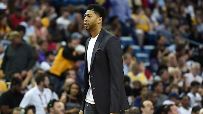 Five takeaways from All-NBA teams, including Anthony Davis' missed payday