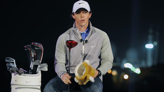 Golf - Faldo: McIlroy has shot himself in the foot