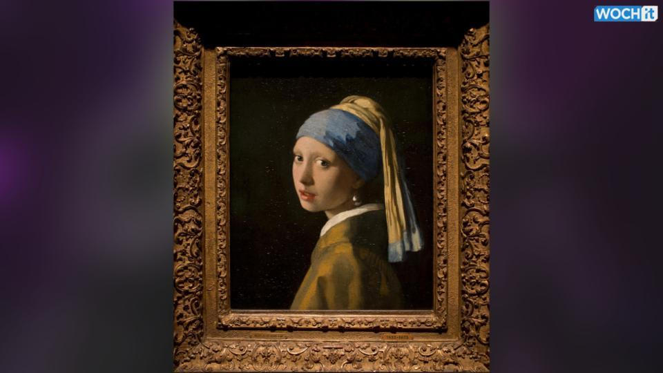 'Girl With Pearl Earring' Comes Home To Holland