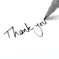 Thank You Notes: Do They Make a Difference? image Interview Thank You Notes