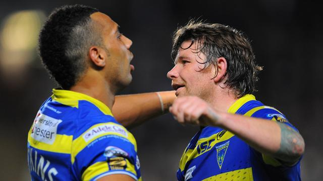 Warrington beat St Helens
