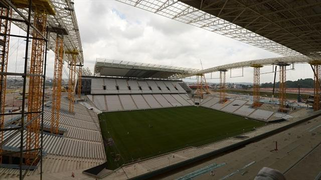 World Cup - Sao Paulo venue 'will be ready'