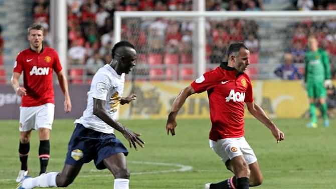 Thailand Manchester United Soccer