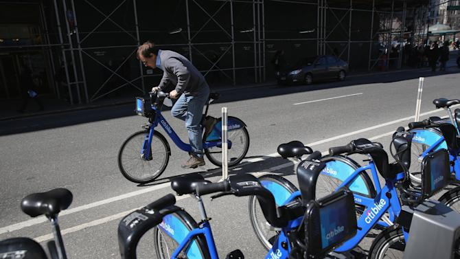 New York City's Citi Bike Program In Danger Of Financial Failure