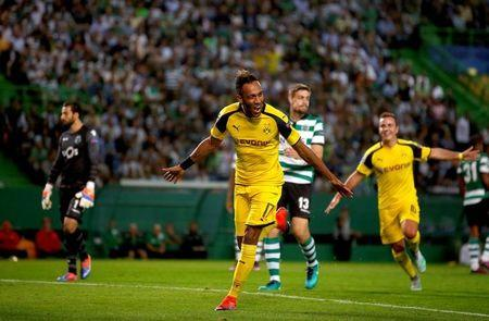 Football Soccer - Sporting Lisbon v Borussia Dortmund - Champions League - Group F