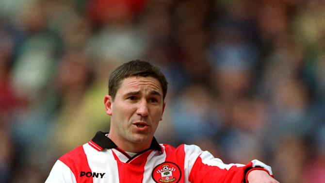 Former Southampton striker David Hirst (pictured) was surprised by Claus Lundekvam's revelations