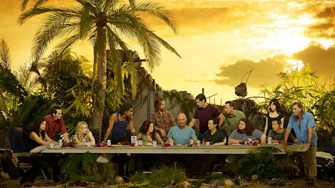 """The cast of """"Lost."""""""