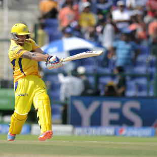 On Now: Chennai Super Kings vs Delhi Daredevils
