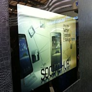Samsung Transparent Window Display