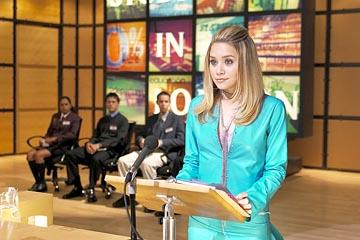 Ashley Olsen in Warner Bros. New York Minute