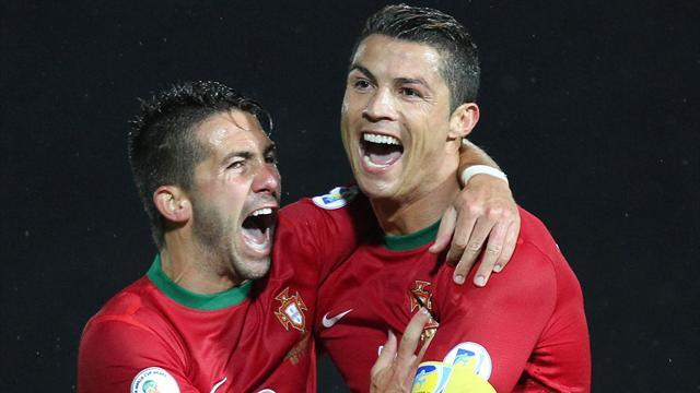 Liga - Ronaldo out of Brazil friendly, returns to Madrid