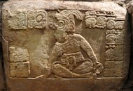 Carved blocks uncovered at La Corona show scenes of Mayan life and record a political history of the city.