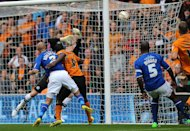 Sylvan Ebanks-Blake set Wolves on their way to victory