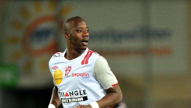 Samba Diakite has left French outfit Nancy to join QPR