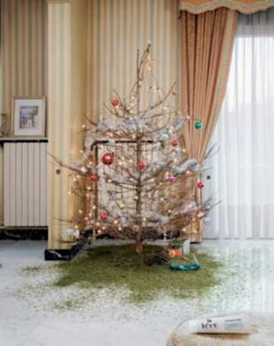 Top 15 Most Creative Christmas Advertisements image christmas ad 10