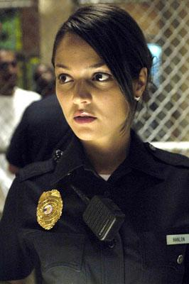 Paula Garces FX's The Shield