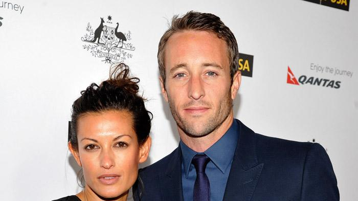 Malia Jones, Alex O'Loughlin