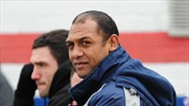 Rugby League - Hunte happy as Salford win