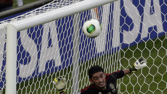 Brazil Soccer Confed Cup Mexico Italy
