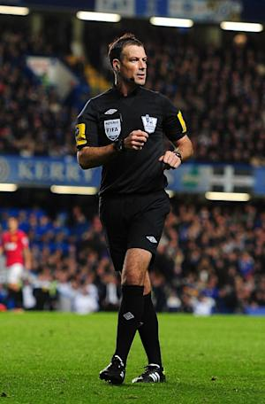 Mark Clattenburg is looking to put the complaint saga behind him