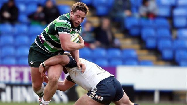 Super Rugby - London Irish prop Lahiff to make Melbourne move
