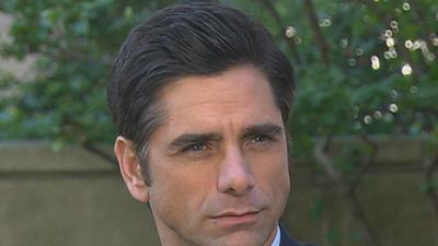 John Stamos Talks Joining The Cast Of 'Necessary Roughness'