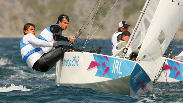 Sailing - Irish Olympic sailor dodges betting ban